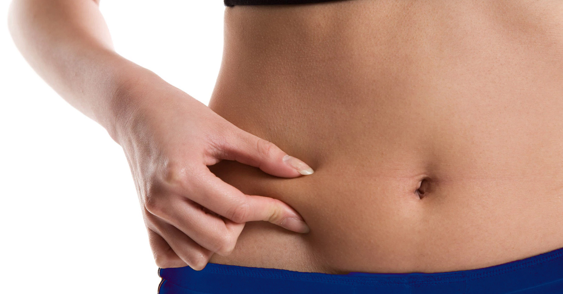 Smart Lipo for excessive fat - liposuction model