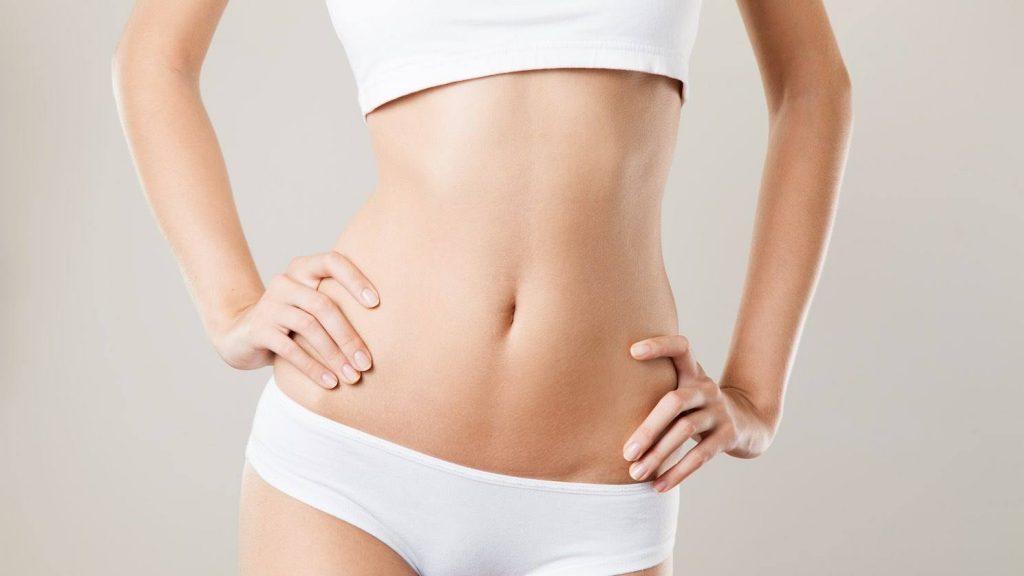 Female Abdomen - Liposuction Candidate